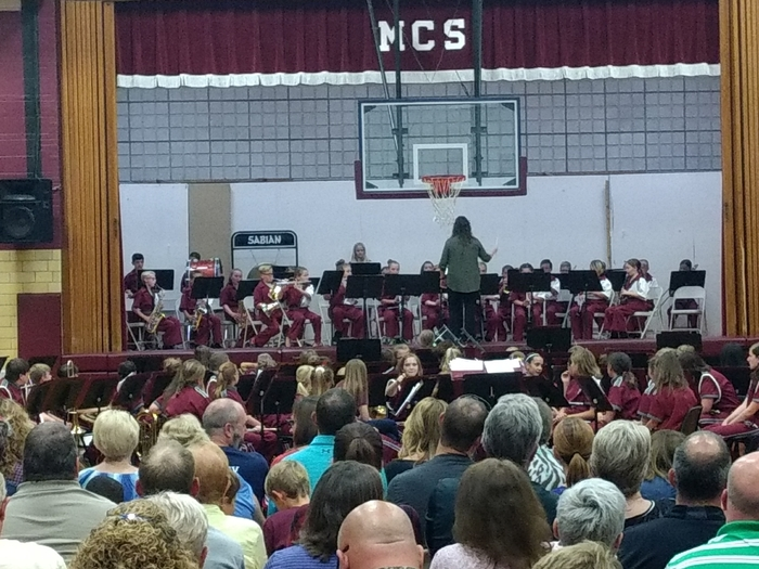 Fall Band Concert!
