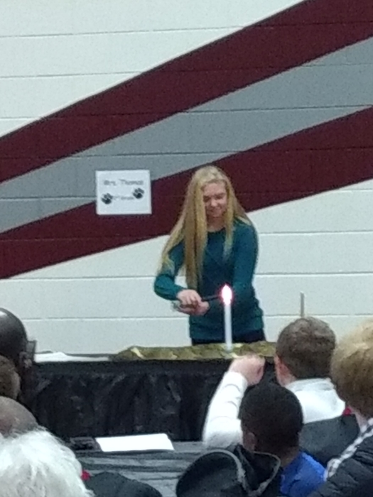 Beta Club Induction Ceremony!