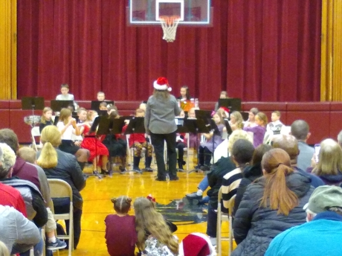 3rd & 4th Grade Band Concert!