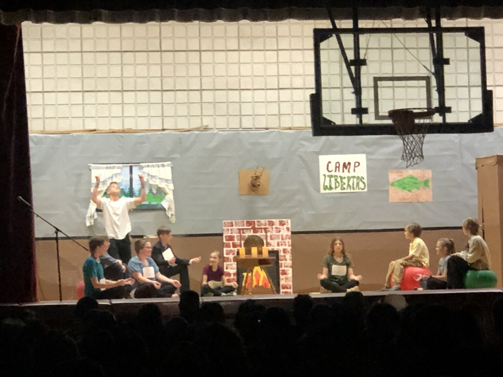 Junior High Play